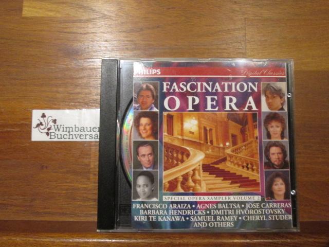 Fascination Opera Special Opera Sampler Volume 2