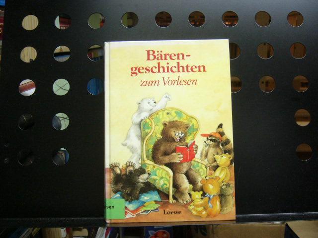 Bärengeschichten zum Vorlesen