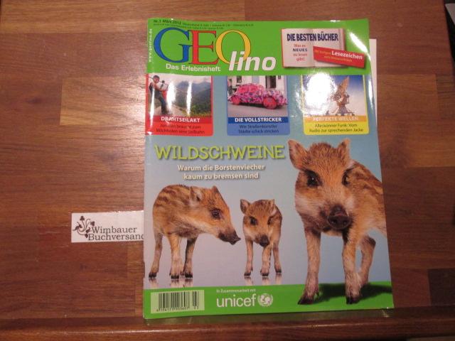 GEOlino März 2012 Wildschweine