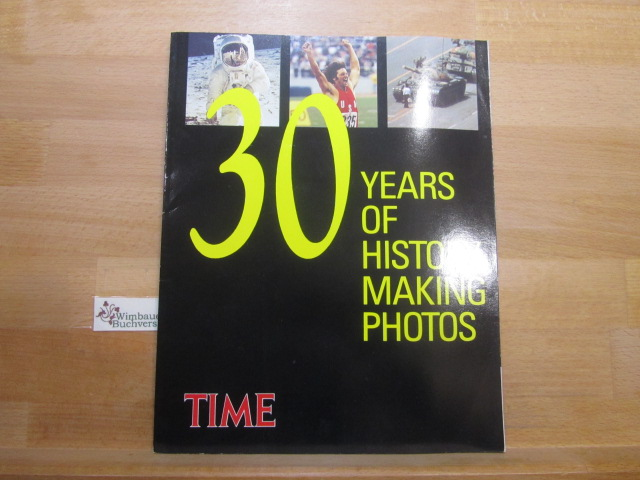 30 Years of History Making Photos