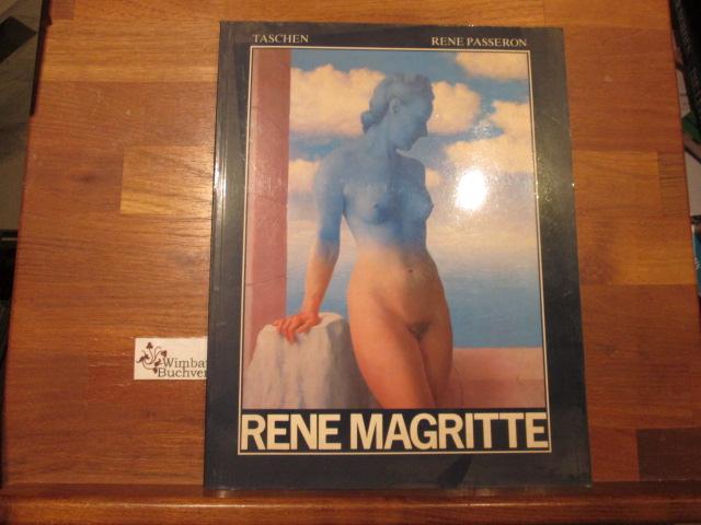 René Magritte. [Text von René Passeron. Dt. Übers. aus d. Franz. von Walter Weidner]