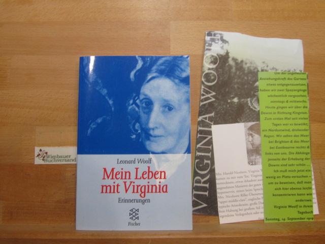 Mein Leben mit Virginia : Erinnerungen. Leonard Woolf. Hrsg. von Friederike Groth. Aus dem Engl. übers. von Ilse Strasmann / Fischer ; 13562 Limitierte Sonderausg.