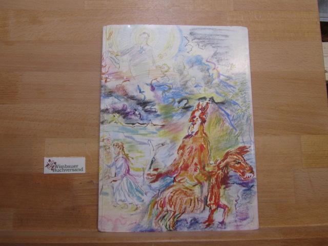 Oskar Kokoschka Illustrationen, Mappenwerke, Plakate