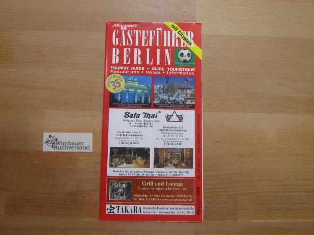 Gästeführer Berlin 32. Jahrgang Mai Juni 2005