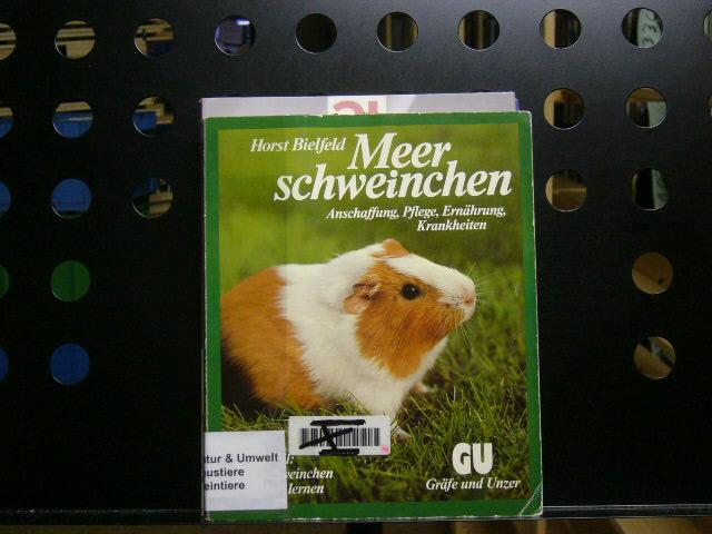 Meerschweinchen. Anschaffung, Pflege, Ernährung, Krankheiten. Sonderteil: Meerschweinchen verstehen lernen 7. Auflage