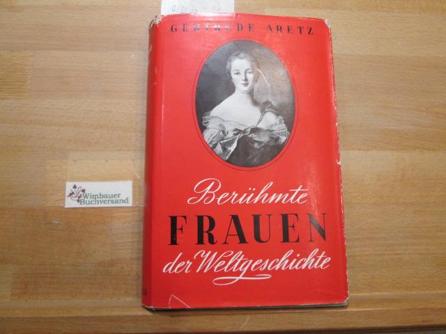 Berühmte Frauen der Weltgeschichte.