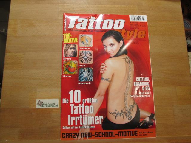 Tattoo Style Nr. 2/2006
