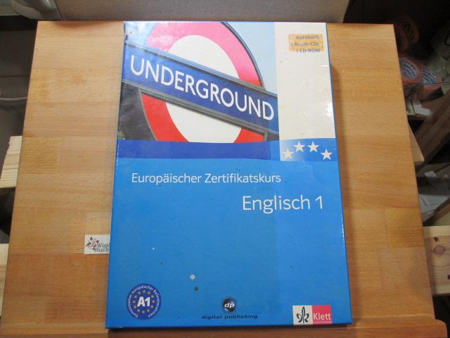 Europäischer Zertifikatskurs Englisch 1: Course Pack