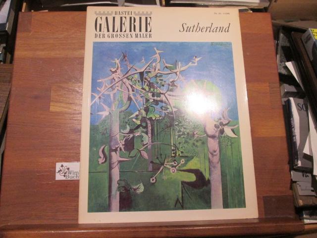 Carluccio, Luigi : Galerie der großen Maler: Graham Sutherland. Heft Nr. 28
