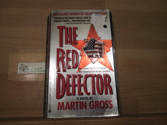 The Red Defector 1. Aufl.