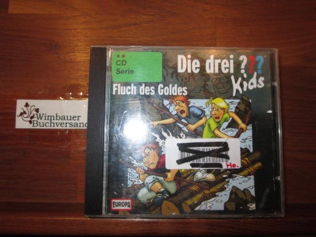 Die Drei ??? Kids 011 / Fluch des Goldes