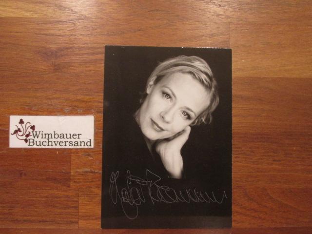 Original Autogramm Katja Riemann /// Autogramm Autograph signiert signed signee