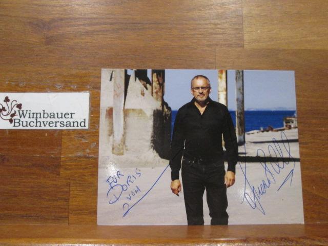 Autogramm Jussi Adler-Olsen /// Autogramm Autograph signiert signed signee