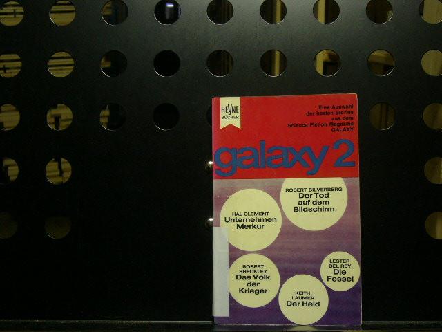 galaxy 2 Keith Laumer, Lester del Rey