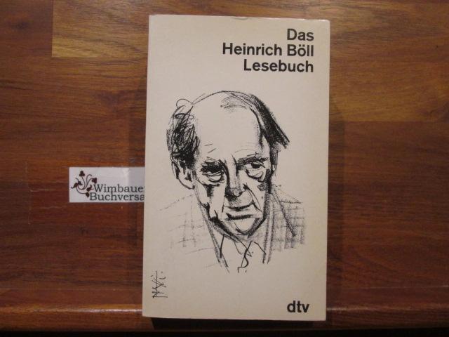 Böll, Heinrich (Verfasser) : Das Heinrich-Böll-Lesebuch. hrsg. von Viktor Böll / dtv ; 10031 3. Aufl.