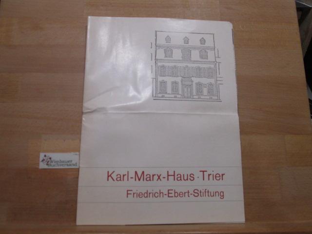 Karl-Marx-Haus, Trier : Friedrich Ebert-Stiftung