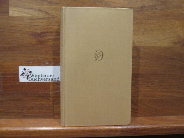 Die französischen Moralisten; Teil: 2., Galiani, Rivarol, Joubert, Jouffroy. Sammlung Dieterich ; Bd. 45 [4.,] neubearb. Aufl.