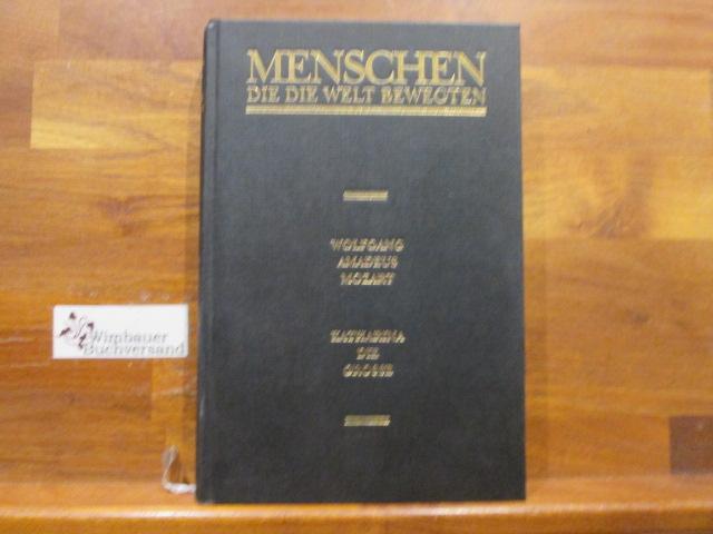Hamann, Brigitte und Vincent Cronin : Wolfgang Amadeus Mozart; Katharina die Große. Menschen, die die Welt bewegten