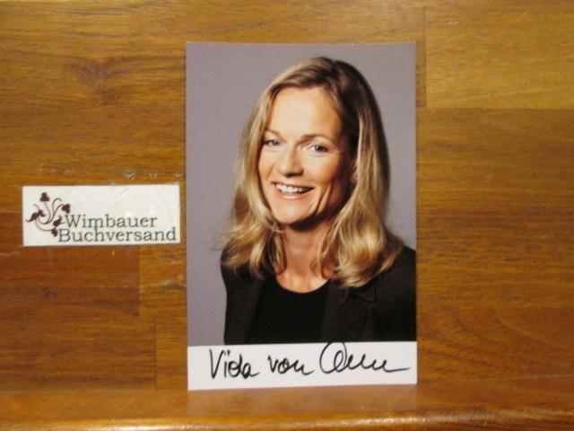 Cramon-Taubadel, Viola von : Original Autogramm Viola von Cramon-Taubadel  MdB Grüne /// Autogramm Autograph signiert signed signee