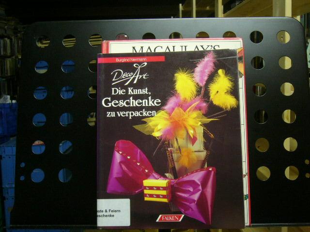 DecoArt Die Kunst, Geschenke zu verpacken