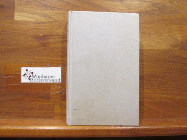 Die modernen Naturwissenschaften : Mit 22 Abbildungen und 6 Tabellen Kröners Taschenausgabe ; bd. 448