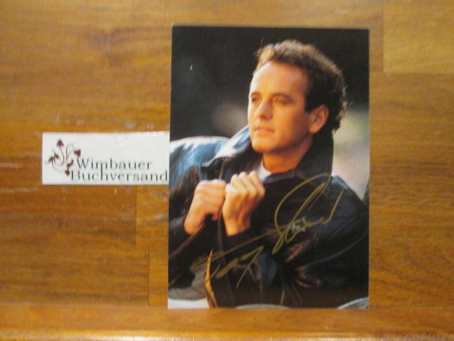 Original Autogramm Tommy Steiner /// Autogramm Autograph signiert signed signee