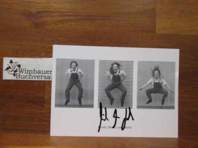 Original Autogramm Moritz A. Sachs Lindenstrasse Klaus Beimer/// Autogramm Autograph signiert signed signee