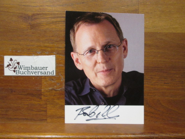 Ramelow, Bodo : Original Autogramm Bodo Ramelow Ministerpräsident Thüringen Die Linke /// Autogramm Autograph signiert signed signee