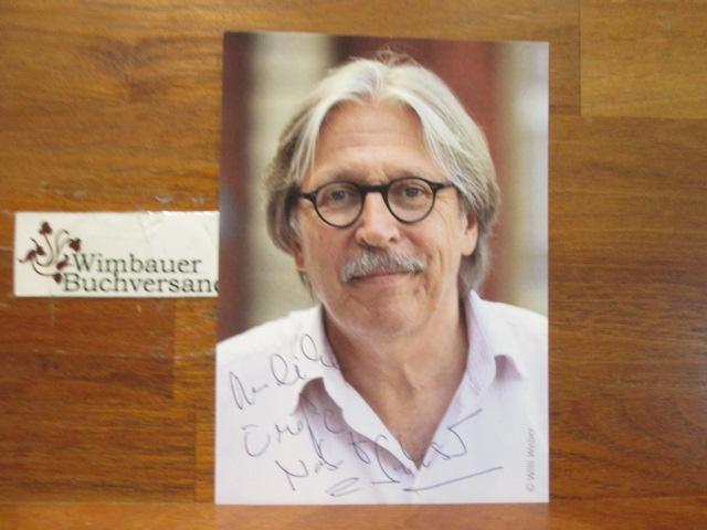 Original Autograph Norbert Sachser Verhaltensbiologe // Autogramm Autograph signiert signed signee