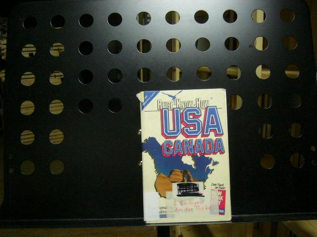 ReiseKnow How USA Canada 8., durchgearb. Auflage