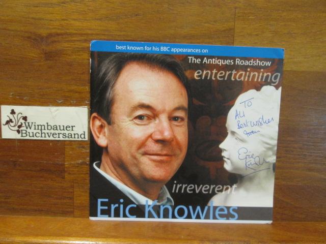 Original Autograph Eric Knowles Antiques Roadshow // Autogramm Autograph signiert signed signee