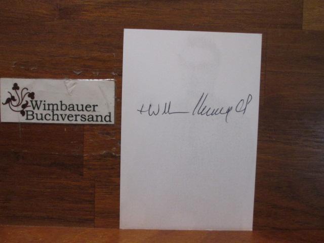 Original Autogramm William Kenney Bishop of Midica /// Autogramm Autograph signiert signed signee