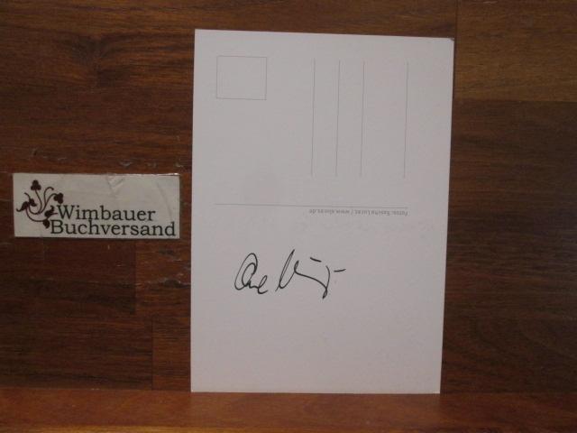 Schummer, Uwe : Original Autogramm Uwe Schummer MdB CDU /// Autogramm Autograph signiert signed signee