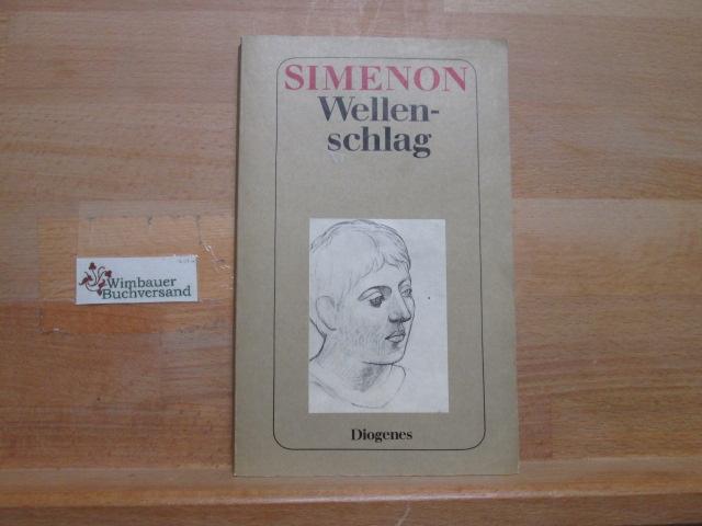 Wellenschlag : Roman. Dt. von Eugen Helmlé / Diogenes-Taschenbuch ; 135,26