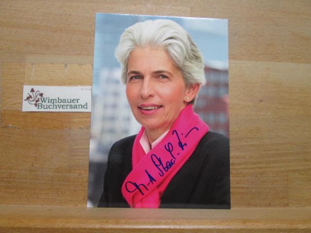 Original Autogramm Marie-Agnes Strack-Zimmermann MdB FDP /// Autogramm Autograph signiert signed signee