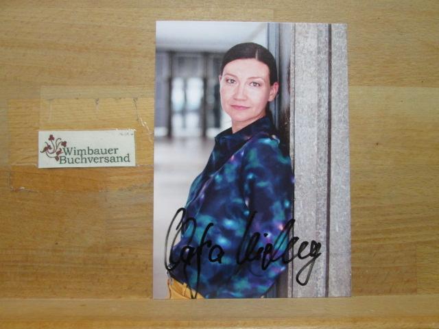 Original Autogramm Katja Liebing /// Autogramm Autograph signiert signed signee
