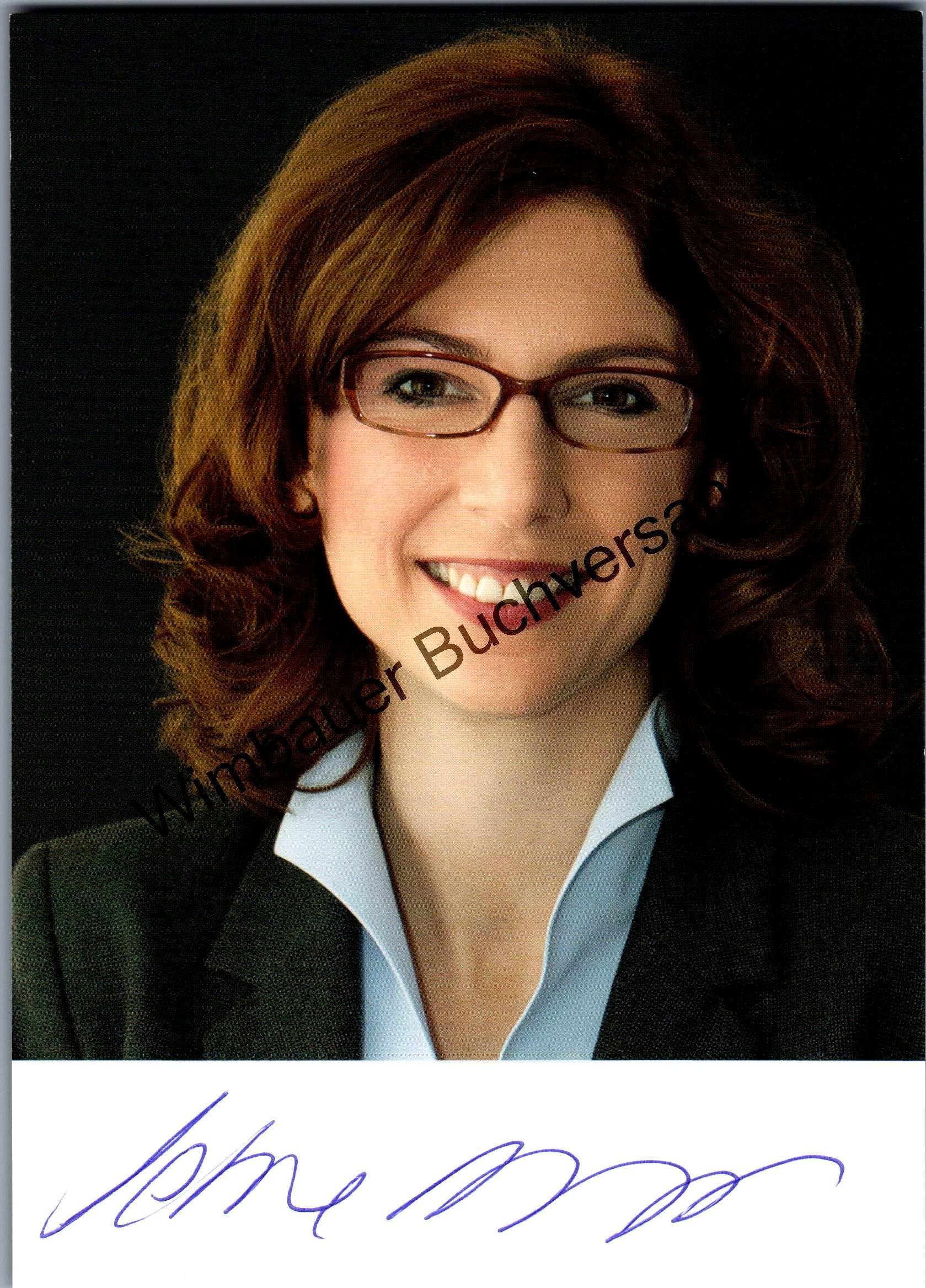 Bätzing-Lichtenthäler, Sabine : Original Autogramm Sabine Bätzing-Lichtenthäler Landesministerin Rheinland-Pfalz /// Autogramm Autograph signiert signed signee