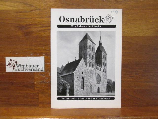 Osnabrück. Die Johannis-Kirche.