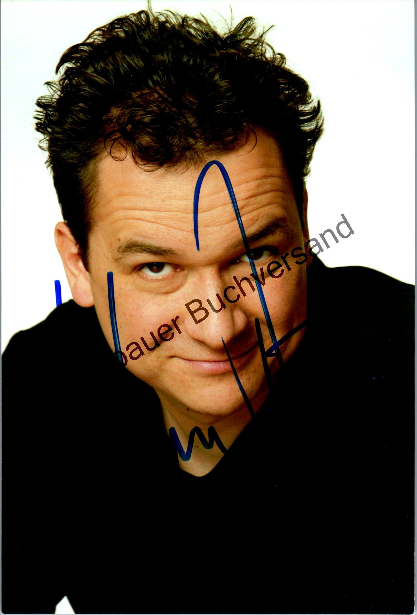 Original Autogramm Stephan Bauer /// Autogramm Autograph signiert signed signee
