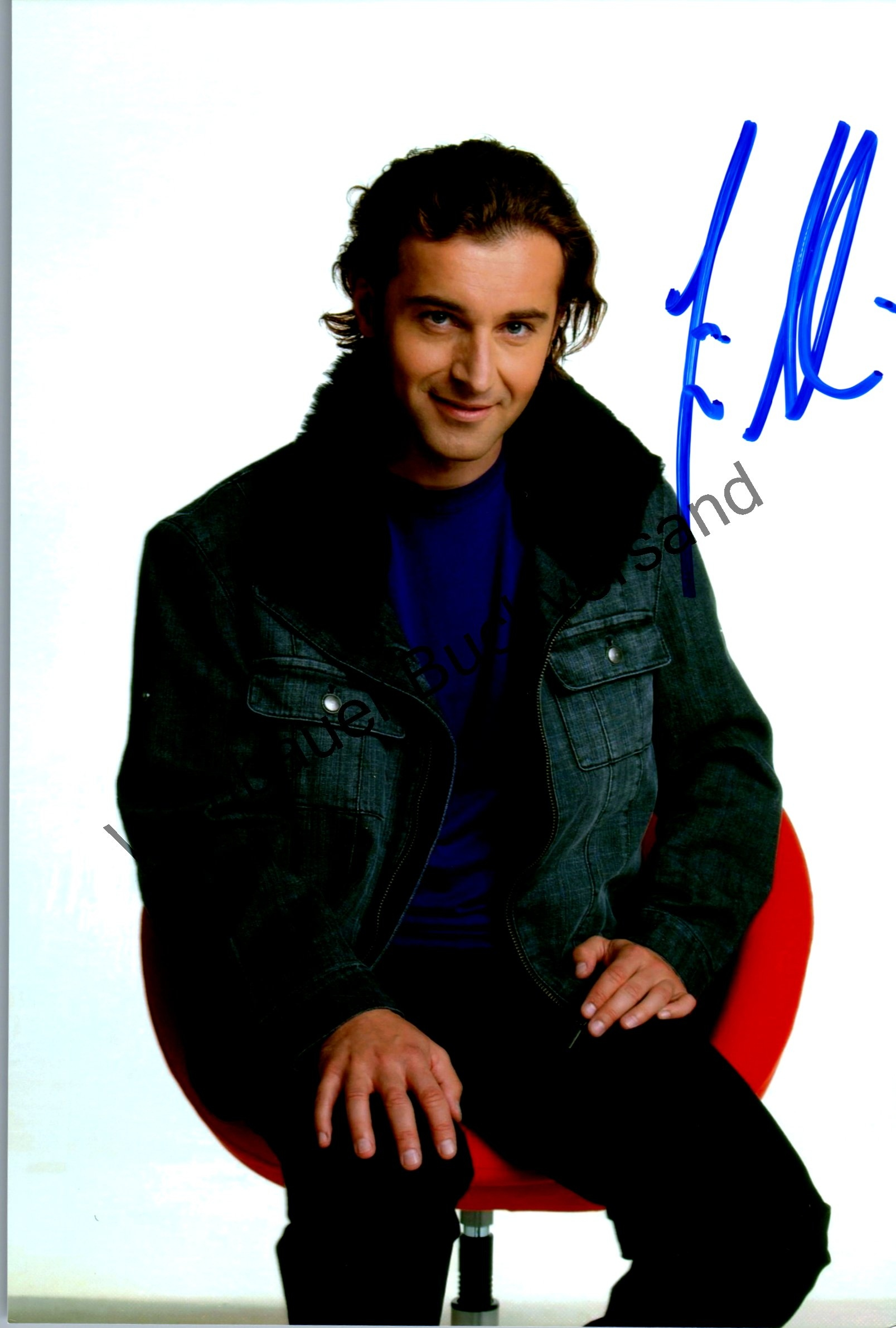Original Autogramm Erkan Aki /// Autogramm Autograph signiert signed signee