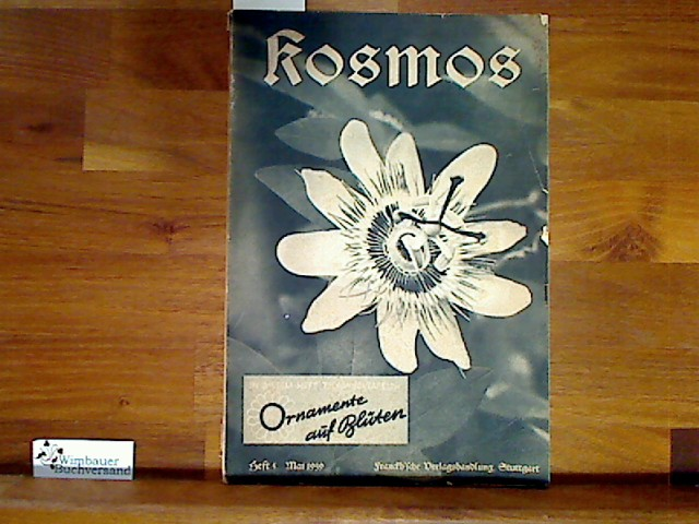 Kosmos, Heft 5, Mai 1939