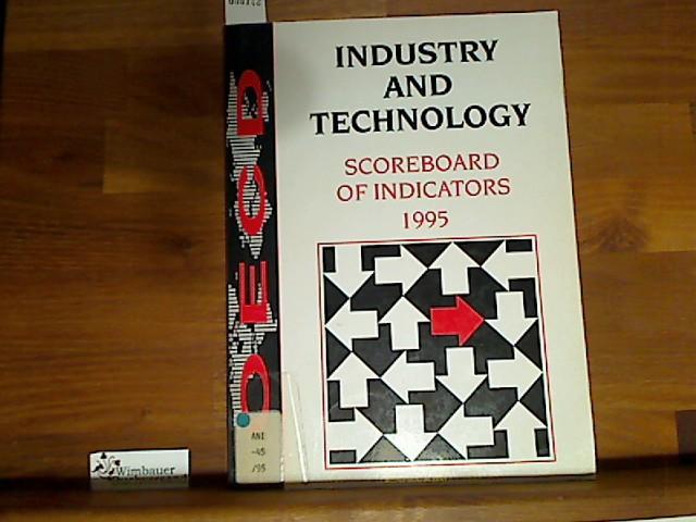 Industry and Technology: Scoreboard of Indicators 1995