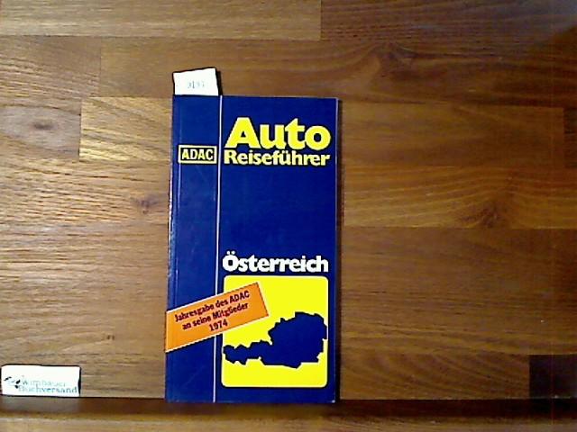 ADAC-Autoreiseführer Österreich