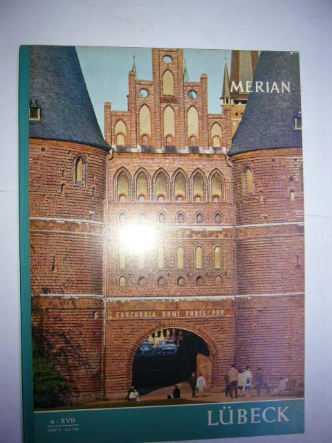 Merian XVII Lübeck
