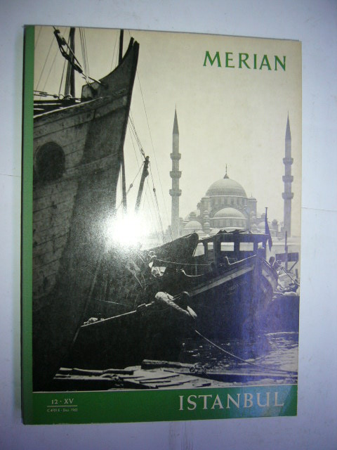 Merian XV Istanbul