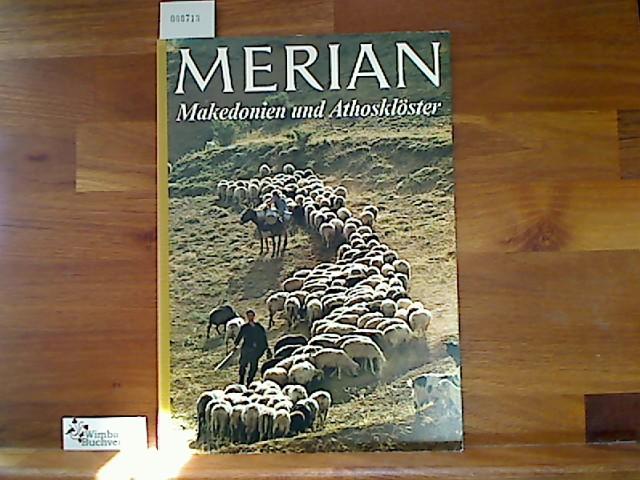 Makedonien und Athosklöster Merian ; 25, H. 12