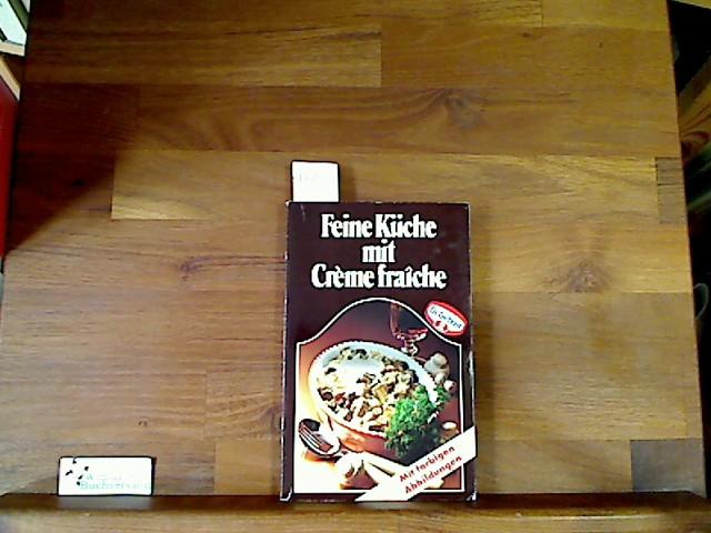 Feine Küche mit Creme fraiche