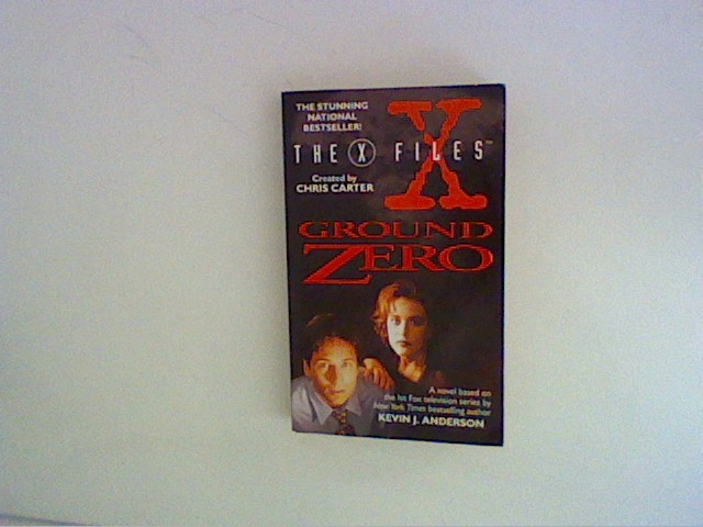 Ground Zero : The X-Files