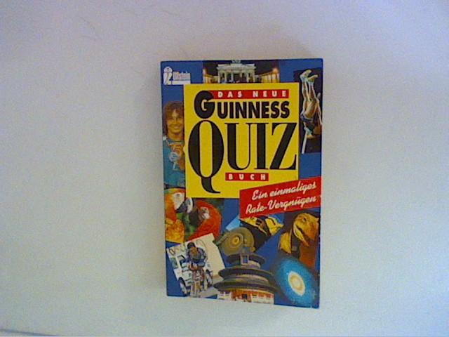 Morgan, Maria, Nicholas Heath-Brown und Stewart Newport: Das neue Guinness Quizbuch