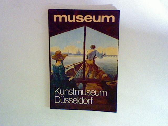 Siegmar, Holsten Dietmar Lüdke u. a.: museum (Monatsheft). März 1979, Kunstmuseum Düsseldorf